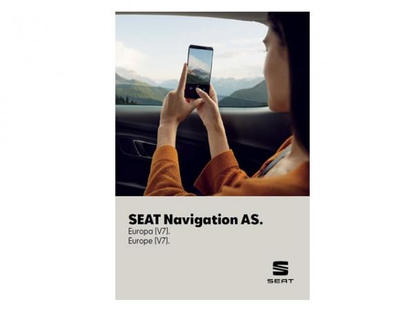 Seat İbiza Navigasyon Sistemi Standart Miba Europe