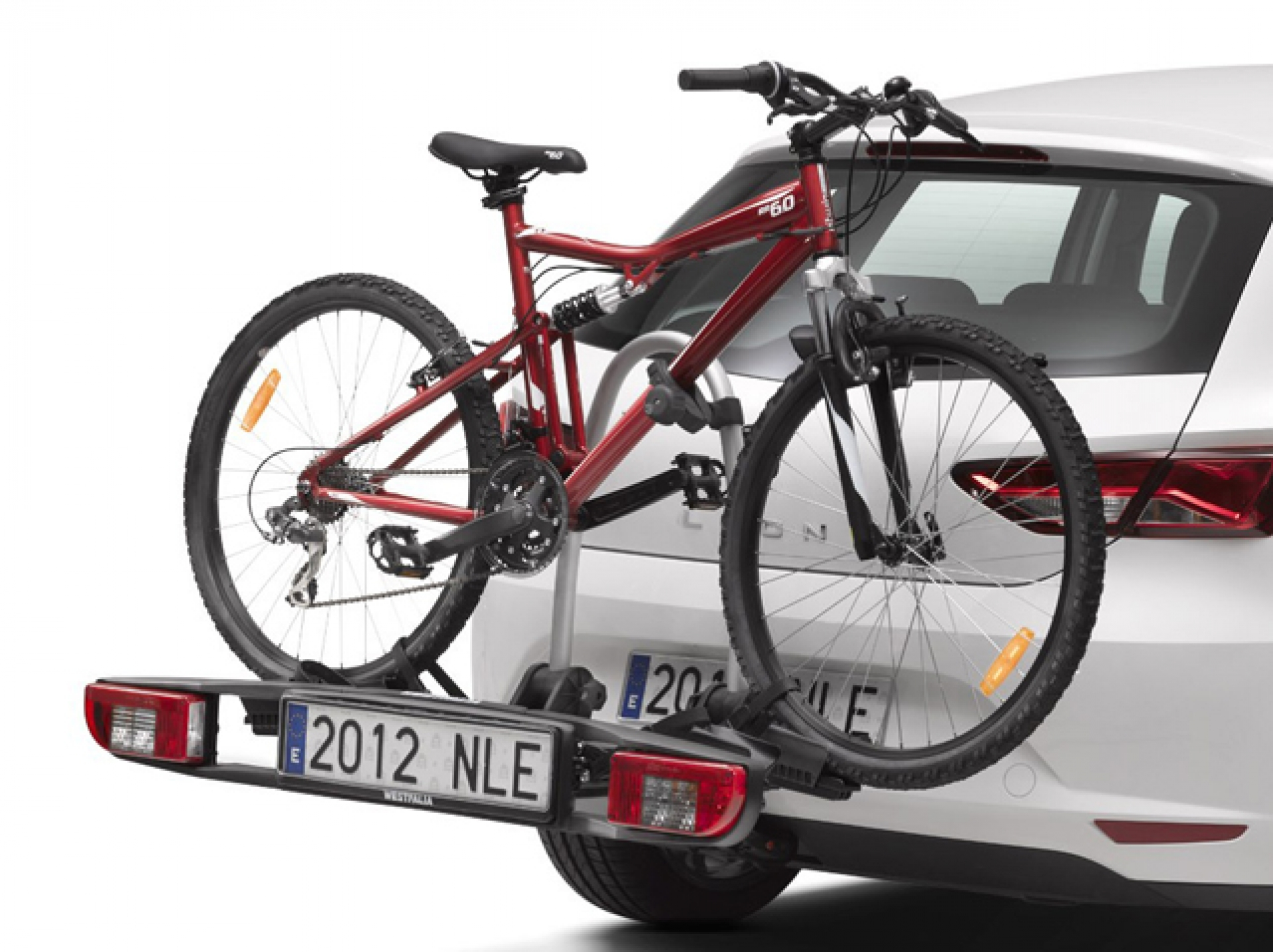 Çeki Demiri Bisiklet Taşıyıcısı